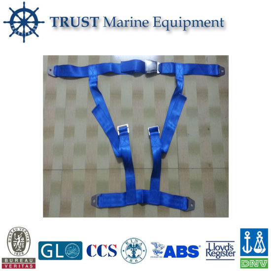 Universal Hanging Full Body Harness Safety Belt-----Four-Knot pictures & photos