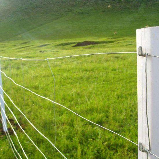 China Livestock Farm Galvanized Woven Wire Mesh Fence for Animals ...