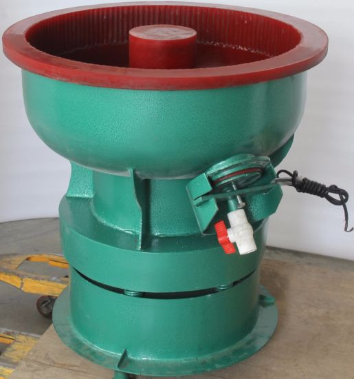 Small Bowl Y Polishing Machines 80l For Batch Finishing Processing Of Parts Pictures Photos