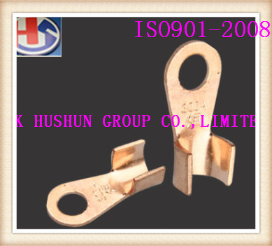 Factory Provide Copper Opening Terminal (HS-OT-0011) pictures & photos