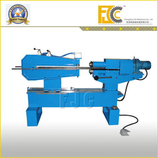 Circular Shear Machine for Cutting Roound Steel Plate pictures & photos