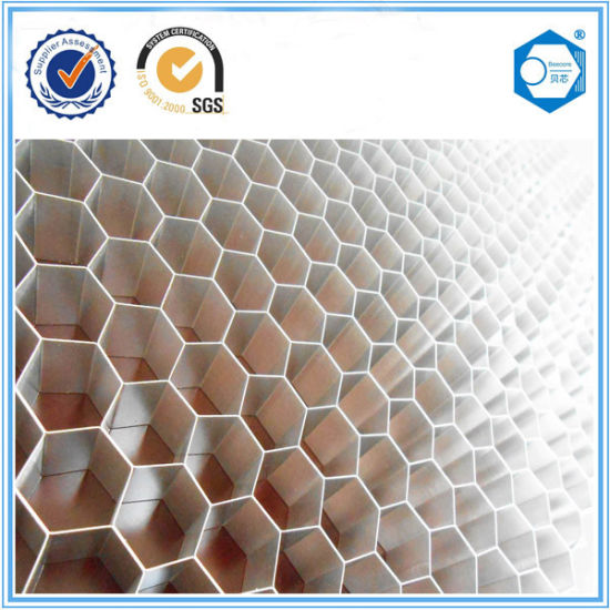 Aluminum Honeycomb Core for Toilet Partition pictures & photos