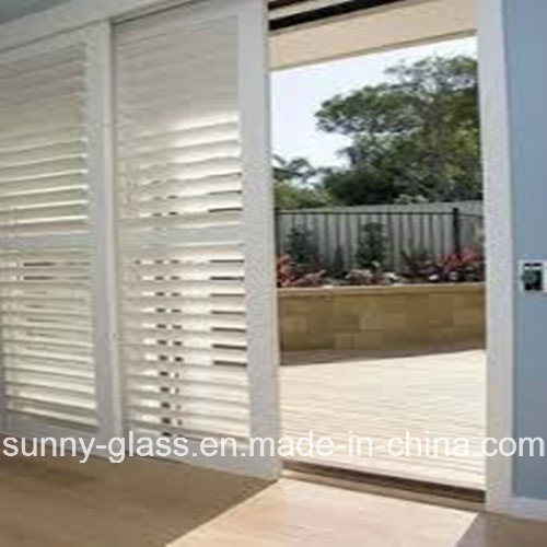 4mm-6mm Clear Louver Glass pictures & photos