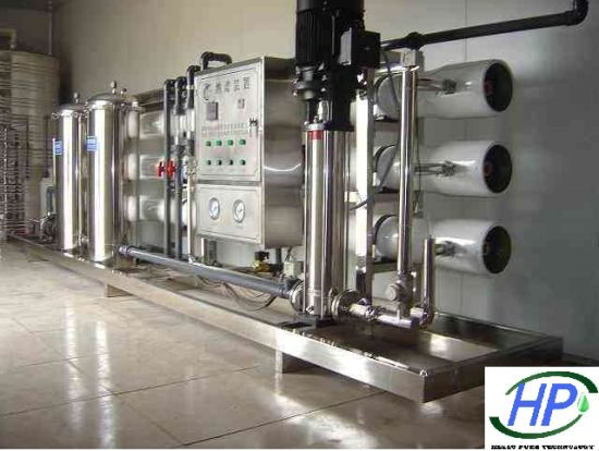 10000LPH RO Industrial Water Purification System