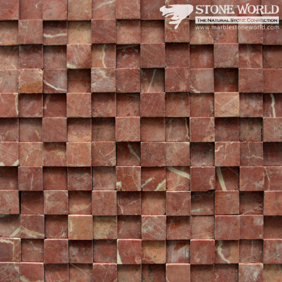 Marble Mosaic Tiles for Flooring/Wall/Ceiling Decoration (mm-014) pictures & photos