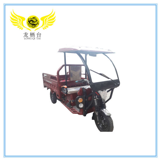 1 Ton True Heavy Loadingelectric Cargo Tricycle and Electtric Tricycle