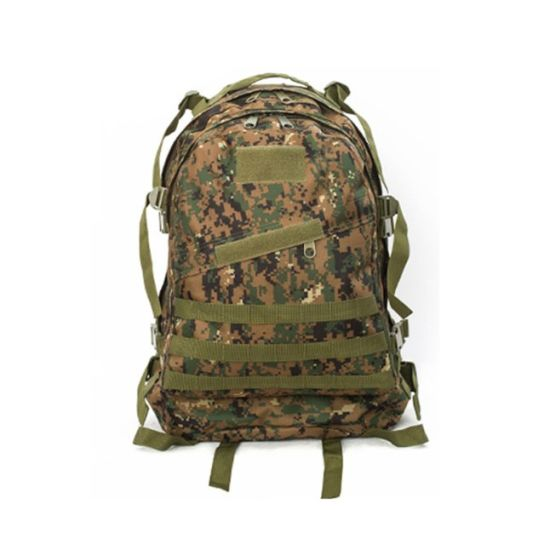 Digital 3D Military Tactical Assault Camping Haversack Camouflage Outdoor Climbing Backpack