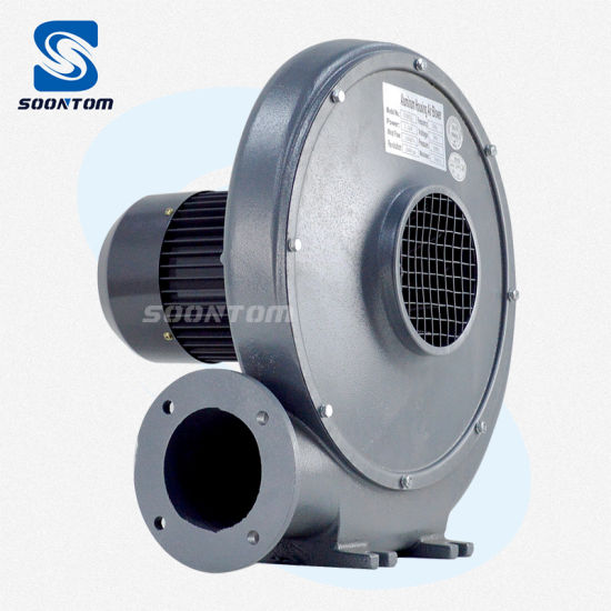 220V Single Phase Medium Pressure Inflatable Blower 3kw Aluminum Housing Air Blower