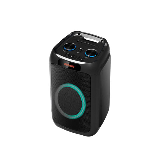 PA Bluetooth Single 8inch PRO Audio Active Stereo Private Portable Rechargeable Wireless Outdoor Speaker Tms-823