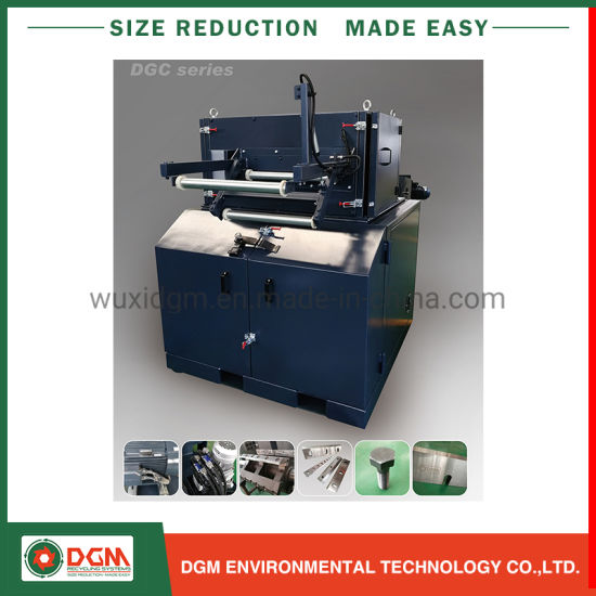 Soundproofed Plastic Paper Wood Recycling Crusher Shredder