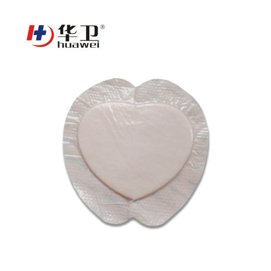 China Heart-Shaped Sacrum for Long-Term Bedridden Patient Pressure