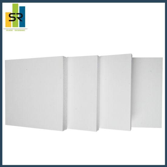 Factory Direct Sale Lead Free PVC Foam Board 4X8 PVC Sheet