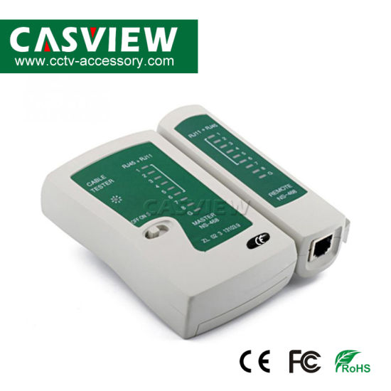 Brand New Professional Rj45 Cable Lan Tester Network Cable Tester Rj45 Rj11 Rj12 Cat5 Cat6 Utp Lan Cable Tester Networking Tool Networking Tools