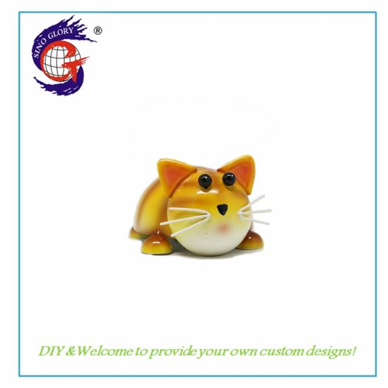 Novelty Fun Lovely Souvenir Half Cat Creative Magnet Fridge Magnet Decoration