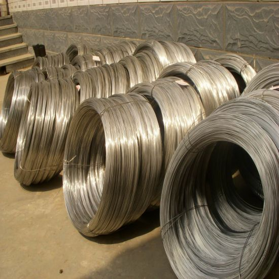 SUS 201/304L/316L/309S/310S/321/347H/410/420/430/904L Soft Annealed or Hardness Stainless Steel Wire Coil