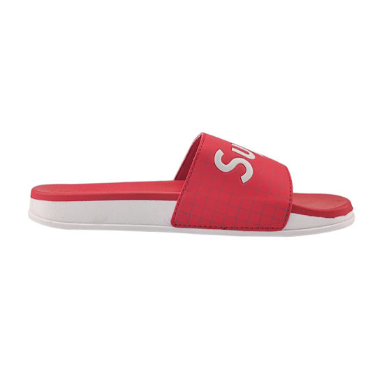 New Design Summer Red Sandals Made in