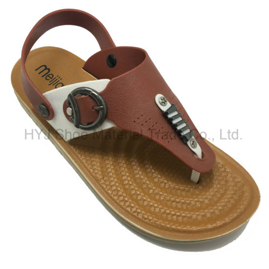 Metal Buckle Shoe Charms Accessories for Slipper Sandals