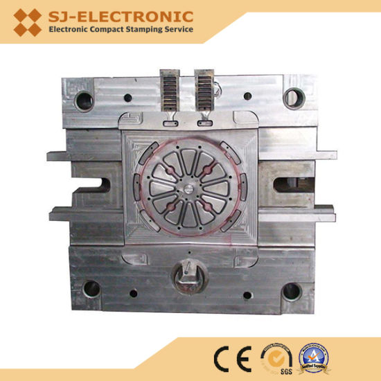 China Manufacturer High Precision Customized Metal Stamping Plastic Injection Mold pictures & photos