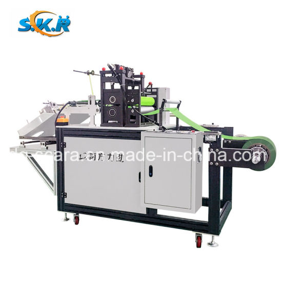 Fully Automatic File Folder Inside Page Roll Cutting Machine