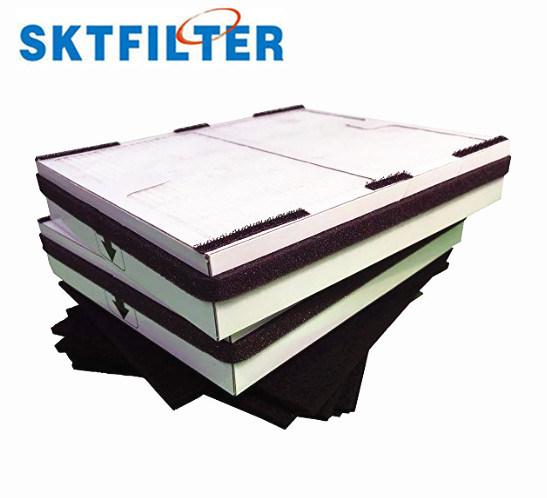 IAP-10-150, Air Purifier Filters fits Idylis AC-2125 IAPC-40-140 IAP-10-125