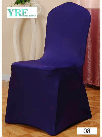 Guangzhou Foshan Bridal Outdoor Curly Willow Chair Cover for Wedding Party for Yrf