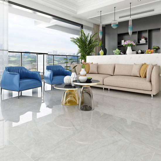 Modern Foshan Fullbody Glazed Polished Porcelain Floor Tile
