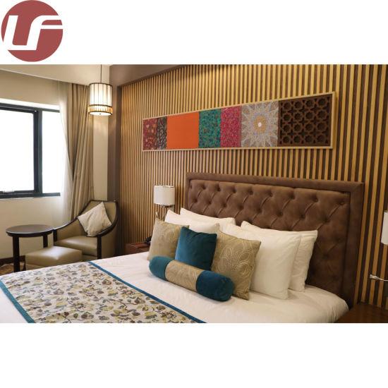 China Bangkok Hotel Rooms Cheap Contemporary King Size Bed Furniture