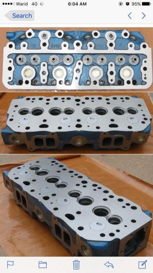 Aluminum Cylinder Head for Different Types