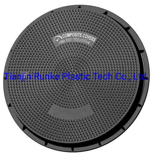 High Quality SMC Composite Watertight Manhole Cover BS En124