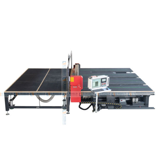 Small Glass Cutting Production Line for Float Glass and Low E Glass