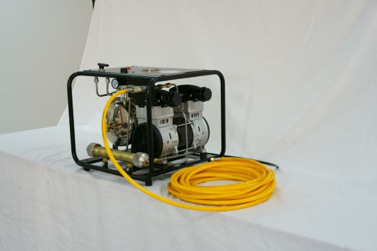 China D Machinery Oil-Free Hookah Dive System Third Lung