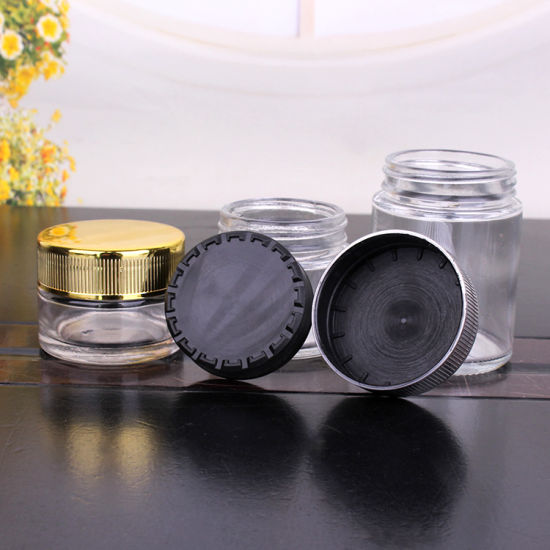 2oz 4oz 8oz 16oz Glass Jar with Childproof Lid pictures & photos
