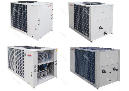 Long Service Life Anti-Corrosion Air Source Heat Pump 20-50kw