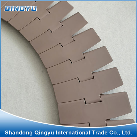 880m-K325 Magnetic Side Flexing Thermoplastic Table Top Chain