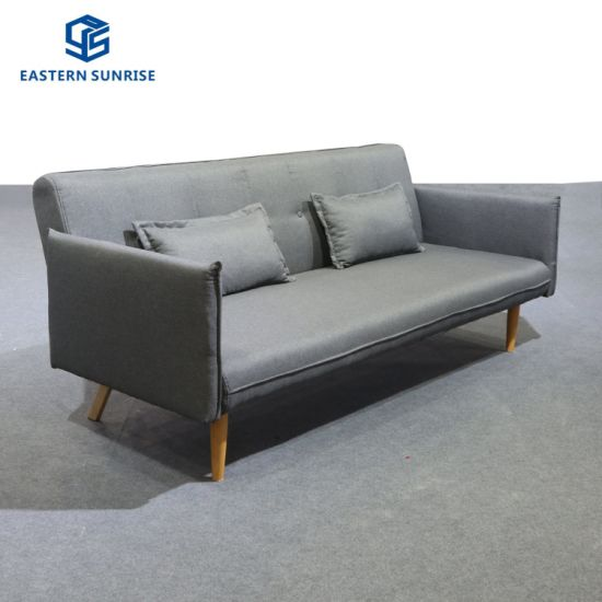 Simple Modern Furniture Comfortable Fabric Sofa Set with Wholesale Price