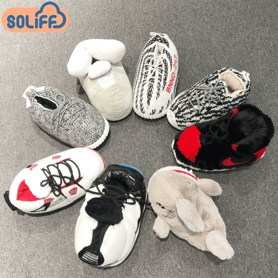 China Custom Sports Slippers Yeezy