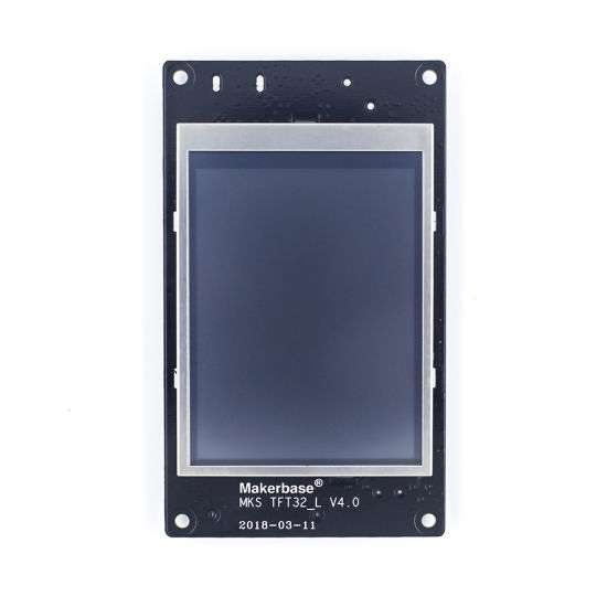 3 2 Inch Mks-TFT32 Full Color LCD Touch Screen for Bt APP for 3D Printer Rep
