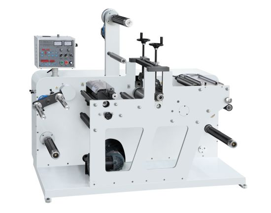 (HSD-320G/450G) Slitting Machine with Rotary-Cutting Station pictures & photos