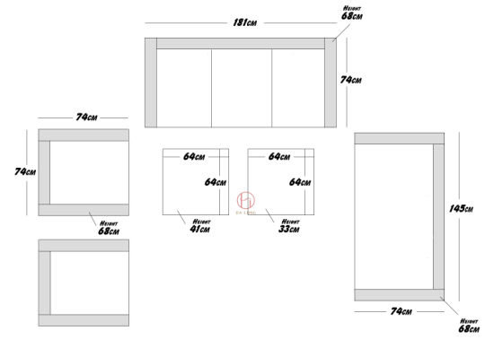 Superb Champagne 7 Seat 6 Piece Sofa Set In Mixed Grey Rattan Download Free Architecture Designs Xoliawazosbritishbridgeorg