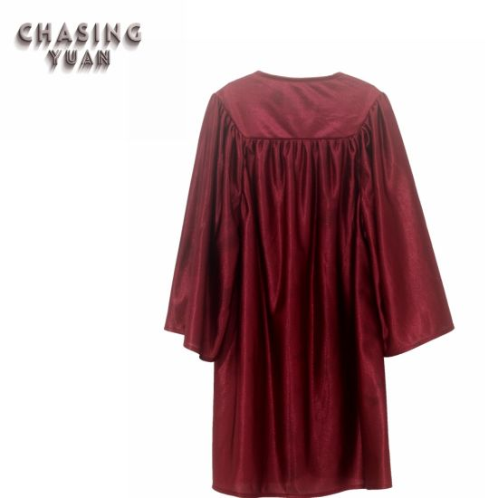 d105465e452 China Elementary School Maroon Graduation Gown for Child - China ...