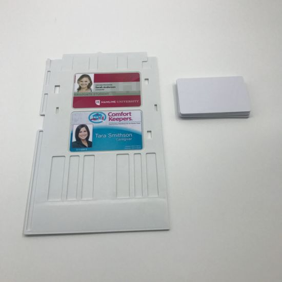 China PVC ID Card Tray for Epson R290 L800 L805 L810 R330