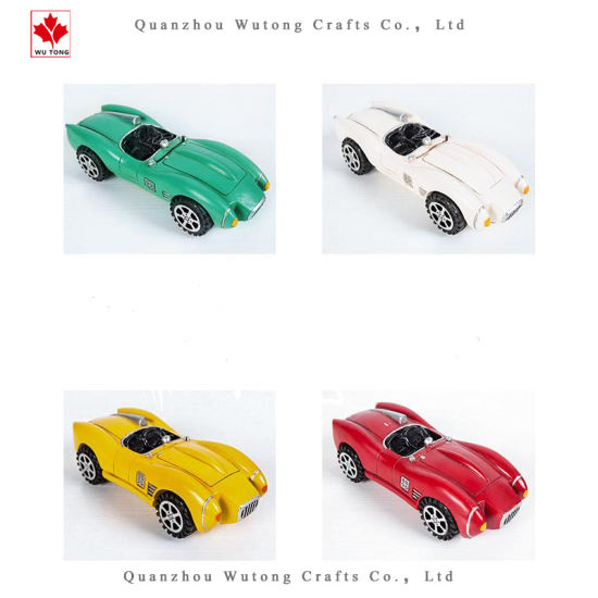 The Most Popular Resin Multicolor Model Car for Kids pictures & photos