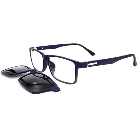 Quality Guaranteed Clip on Ultem Eyeglasses Frame Light Weight Stock Ultem Sunglasses