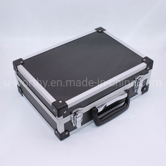 2018 Strong Aluminum Tool Cases/Equipment Case/Carry Cases with Foam Inside