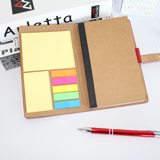 Adhesive Sticky Note Pad for Promotional Gifts