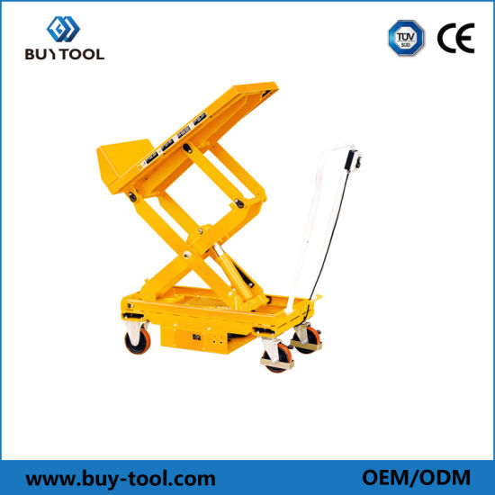400kg 800kg Capacity Electric Lift & Tilt Lift Table