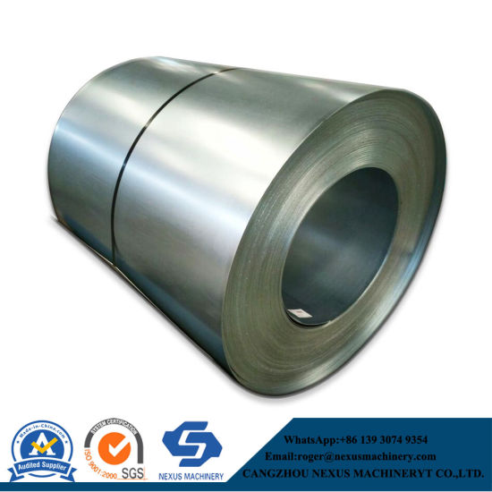 Prime G60 1.15*1219mm Galvanized Steel Metal Coils Gi Coils Roof Sheets