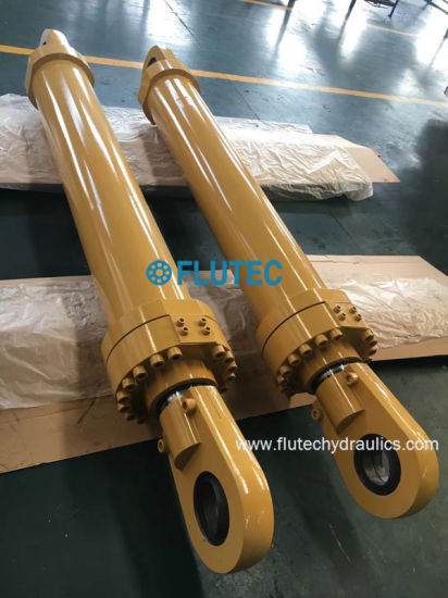 High Quality Double Acting Hydraulic Cylinder for Excavator with Nice Price pictures & photos