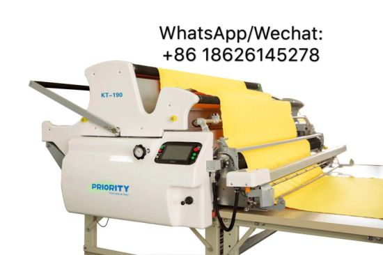 Fully Automatic Cloth Spreading Machine with Ce Certificate (KT-190/210)
