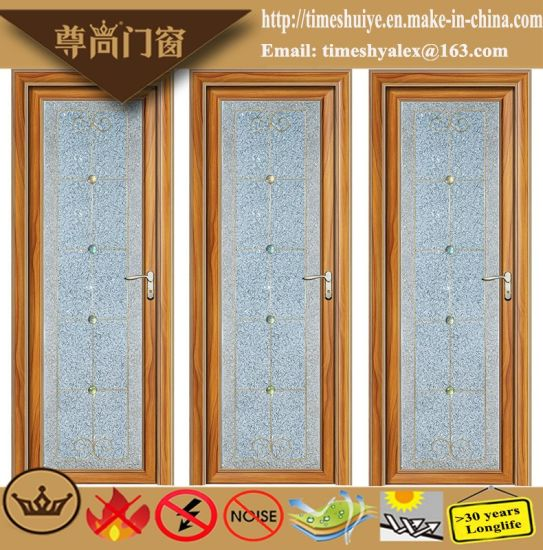 Factory double swinging doors